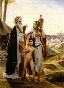 Repudiation of Hagar - Horace Vernet - The Athenaeum