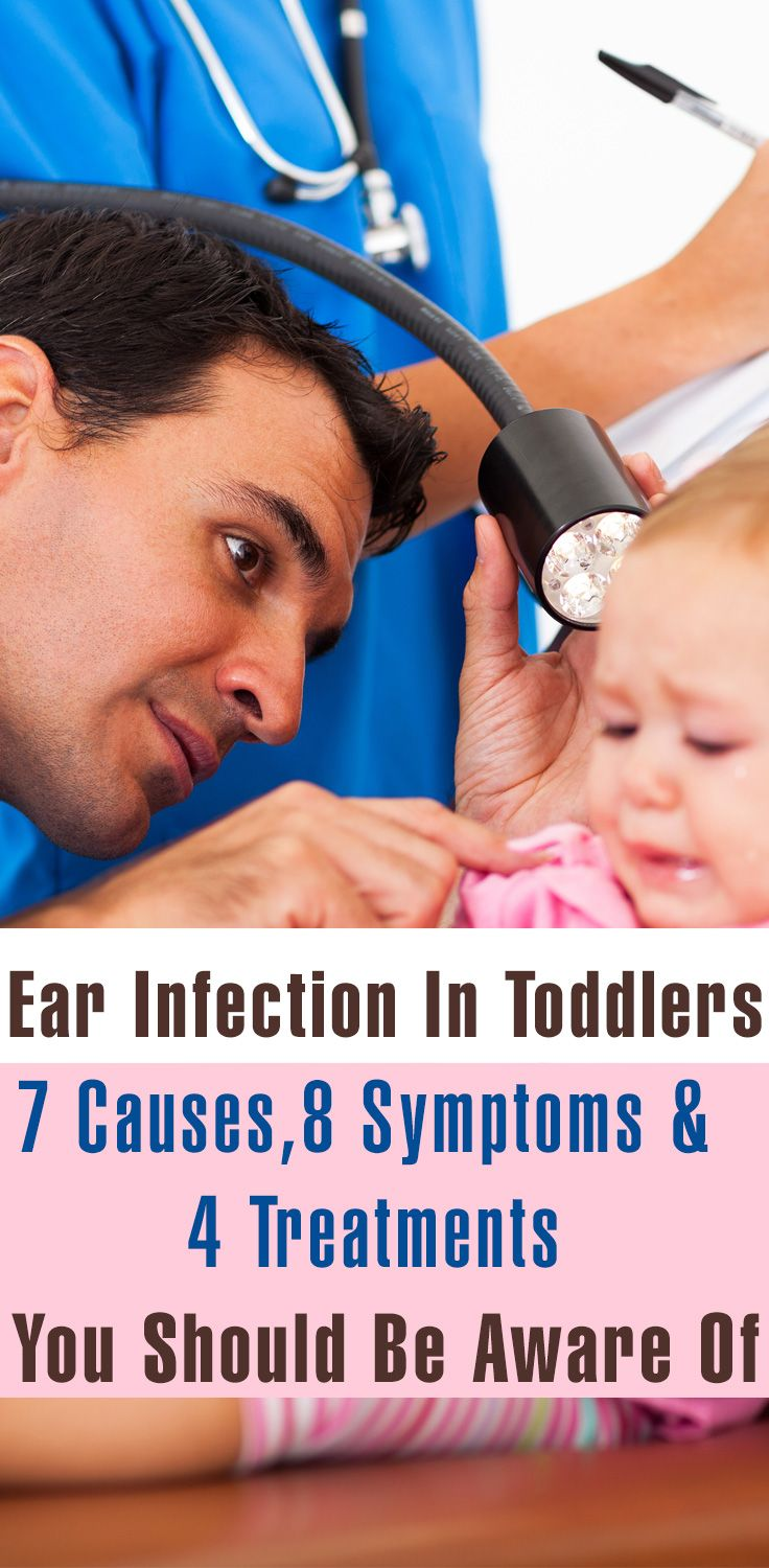 Are you nervous about your child's ear infection? Don't panic! These are common in babies. Here you'll learn the symptoms,causesof ear infection in toddlers