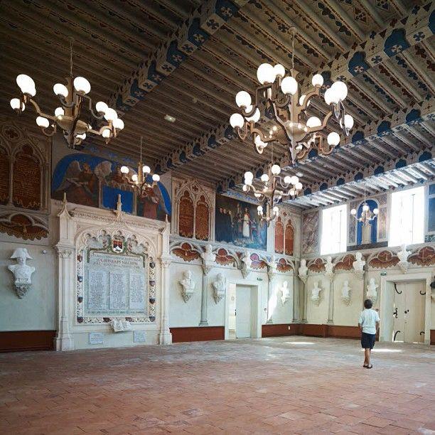 Abbaye école de Sorèze (Tarn) #TourismeMidiPy #MidiPyrenees #France #Soreze #Tarn