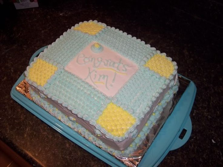simple homemade baby shower cakes for girls recipes made this cake