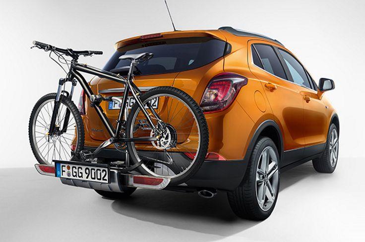 Flex-Fix-Fahrradträger im Opel Mokka X - Nicht ganz zu Ende gedacht