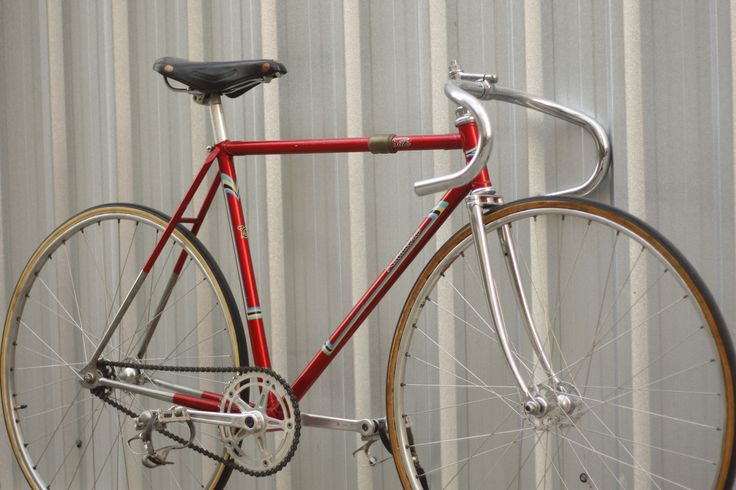 Katakura silk vintage track bike | Bicycle | Pinterest ...