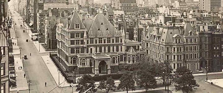 Cornelius Vanderbilt Ii Mansion Nyc Mansions Pinterest