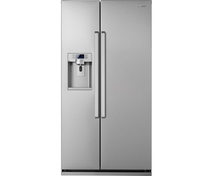 £1099 AO.com Samsung G-Series RSG5UCRS American Fridge Freezer - Stainless Steel