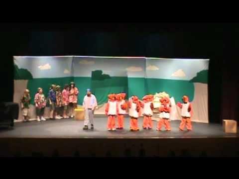 'Blackbeard the Pirate' by Missoula Children's Theatre - In Brunswick, Maine - YouTube