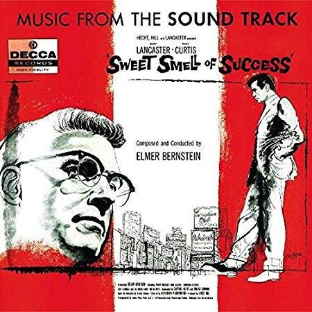 Elmer Bernstein & Chico Hamilton - Sweet Smell Of Success - 60th Anniversary Expanded Edition