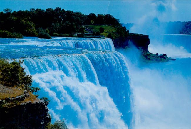 World's Most Beautiful Waterfalls Popular | Top 10 Most ...