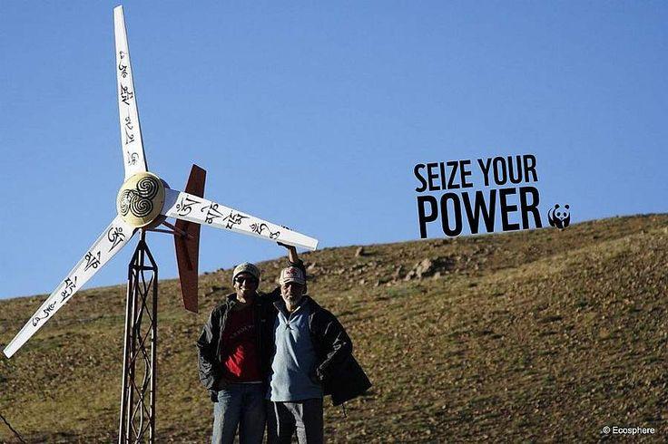 WWF India - SEIZE YOUR POWER~