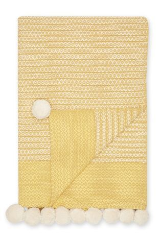 Buy Woven Pom Pom Throw from the Next UK online shop