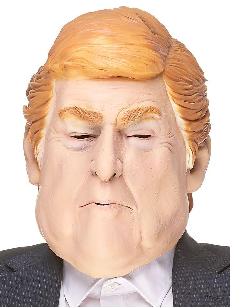 """Donald Maske USA-Politiker hautfarben-blond aus der Kategorie Masken / Karnevalsmasken. """"Make masks great again!"""" Mit dieser Karnevalsmaske greifen Sie nicht nur nach der Macht!"""
