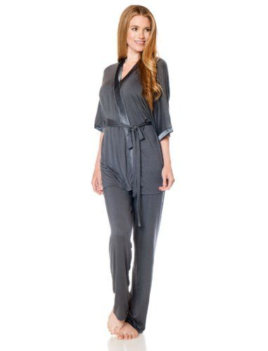 Maternity Sleepwear & Nightwear. Sleep in perfect comfort and style in our range of gorgeous maternity pyjamas and night dresses. The ideal gift for a new mum-to-be, we have everything from hospital nursing gowns, jersey pants, slips and shorts to cardigans, camis, nighties and pyjama sets.