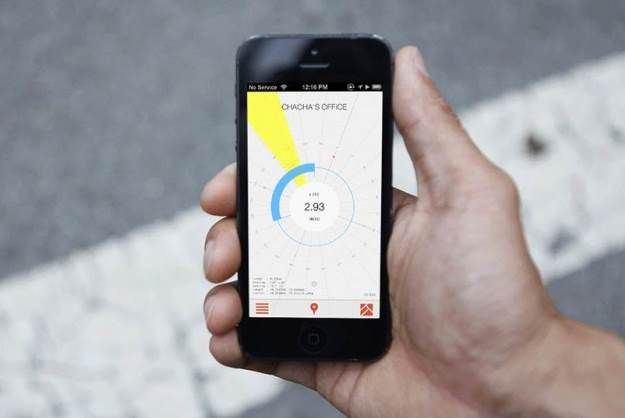 Crowsflight | Compass App Navigates Without Maps Or Directions