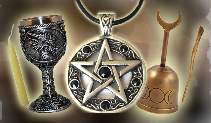 Following the Wiccan path, there are some basic Wiccan altar tools that are pretty much what you call non-negotiable. Because the backbone of any religion are r