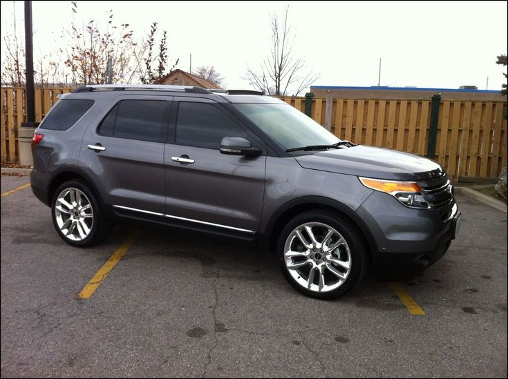 Ford Explorer Wheels for Sale
