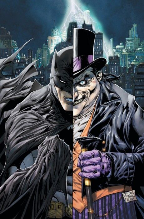 The Batman & The Penguin | Artist: Tony Daniel: Detective Comic, Tony Daniel, Batman Villains, Batman Beyond, Comic Covers, Comic Book, Dc Comic, Comic Art, Batman Penguins