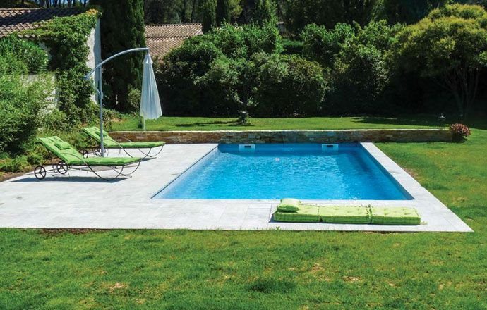 195 best Piscine coque polyester images on Pinterest