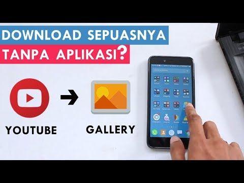 Rahasia Cara Menyimpan Video Youtube Ke Galeri Tanpa Aplikasi Tutorial Youtube Di 2020 Video Aplikasi Youtube