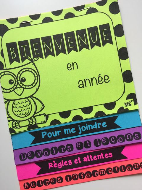 ".: ""Flipbook"" pour la rencontre de parents"