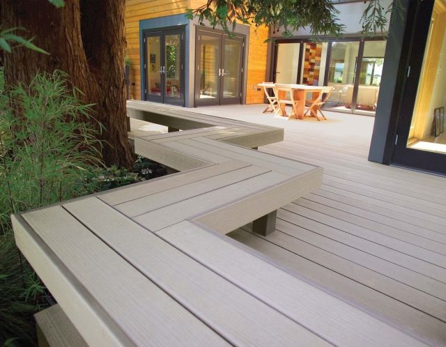 Die besten 25+ Bodenbelag terrasse Ideen auf Pinterest - holz bodenbelag verschiedenen arten