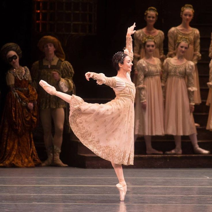 Alessandra Ferri the night she returned to dance Juliet at 53 years old, at the Metropolitan Opera with American Ballet Theatre, June 23, 2016