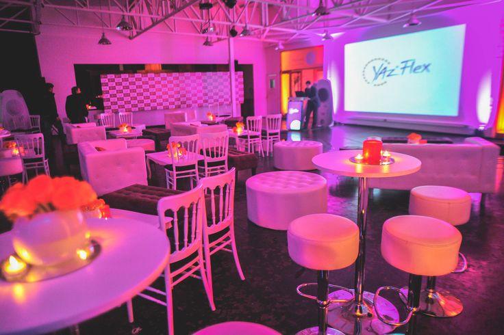 Evento YazFlex, Restaurant Zamba y Canuta.
