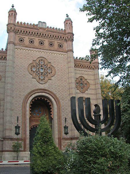 Bucharest Synagogue, Romania