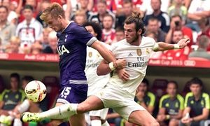 Real Madrid v Tottenham: Audi Cup – live! - http://footballersfanpage.co.uk/real-madrid-v-tottenham-audi-cup-live/