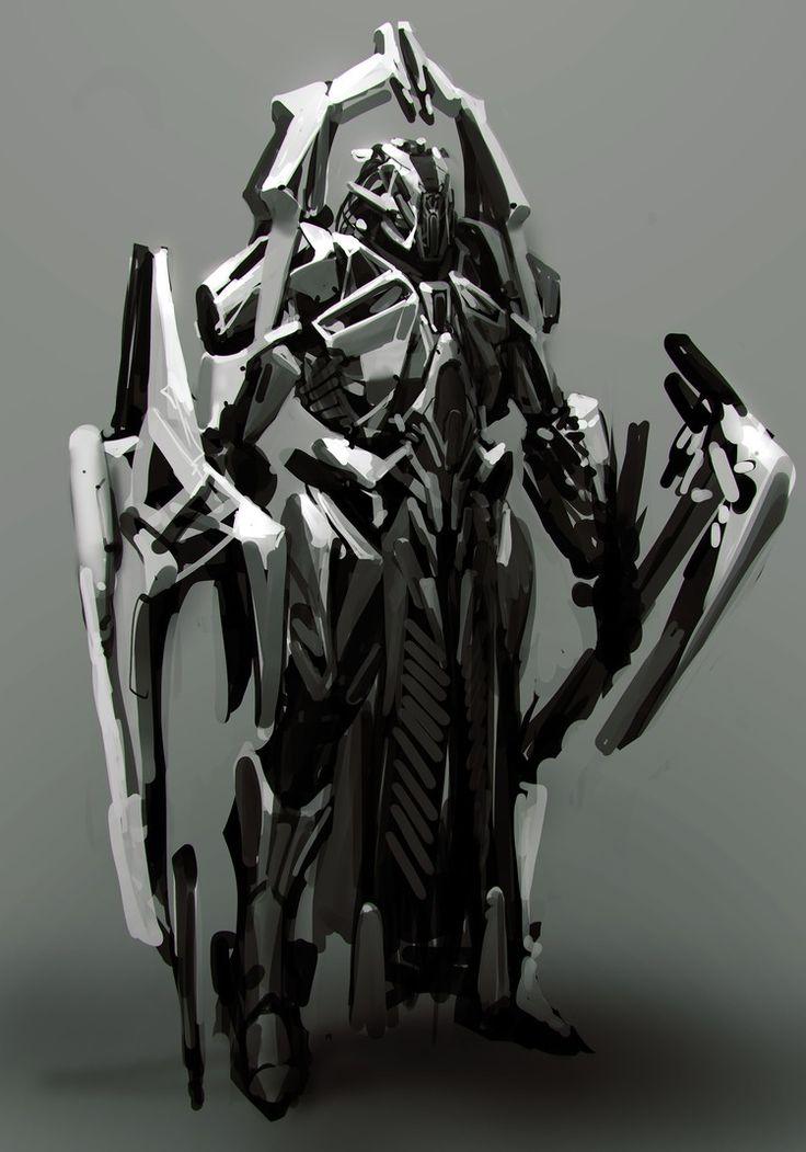 1034 best sci fi armor design images on pinterest for Sci fi decor