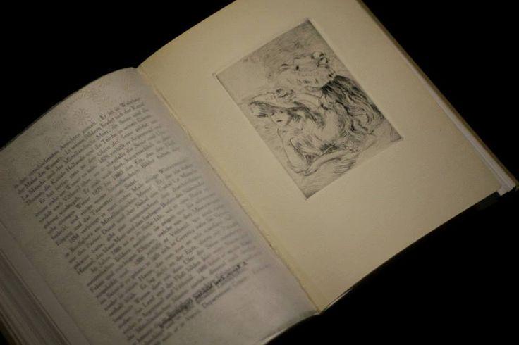 "Augute RENOIR ,,Zwei Mädchen""  Thedore Duret ""Die Impressionisten"" Berlin,1914 İçinde iki adet orjinal RENOIR gravürü bulunmaktadır."
