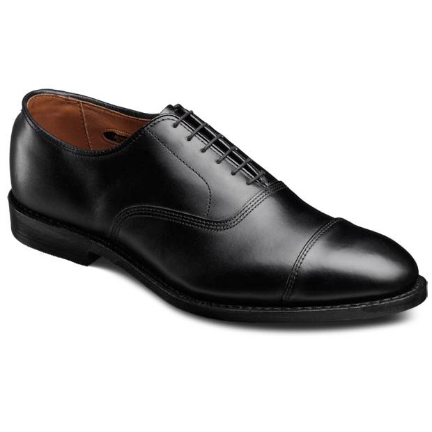 OXFORD DRESS SHOE PARK AVE CAP TOE - ALLEN EDMONDS