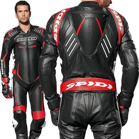 Spidi Track Wind Pro One Piece Motorcycle Suit