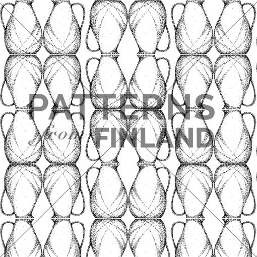 Sari Taipale: Ceramics – Water #patternsfromagency #patternsfromfinland #pattern #patterndesign #surfacedesign #saritaipale