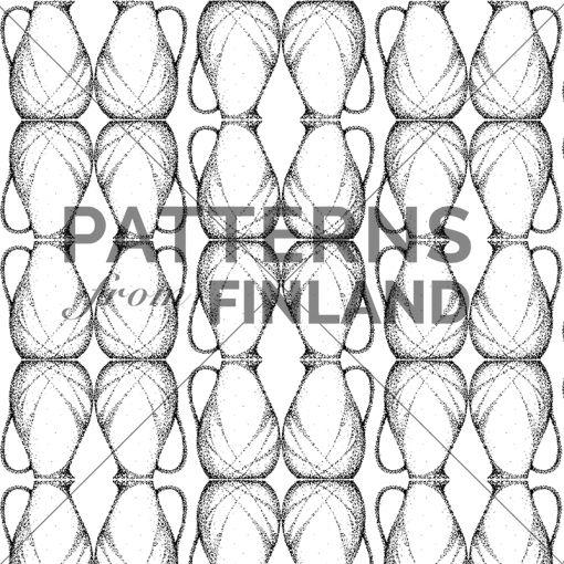 Sari Taipale: Ceramics – Water #patternsfromagency #patternsfromfinland #pattern #patterndesign #surfacedesign #saritaipale