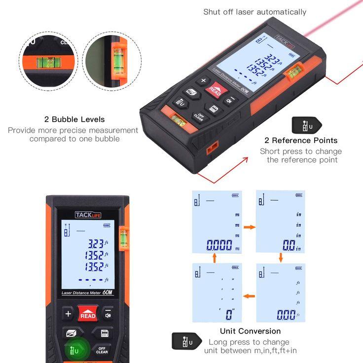 Tacklife laser measure steinel hg2320e