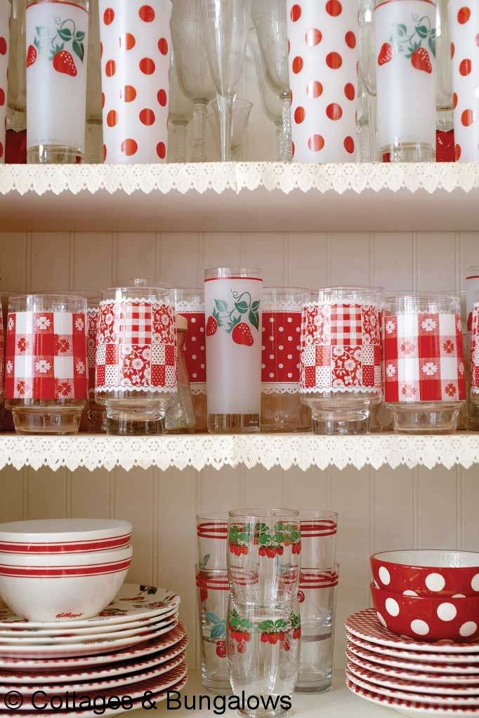Delightful Would Love To Open My Cupboard And Find It Full Of Vintage Colorful  Glassware · Vintage Kitchen AccessoriesRetro ...