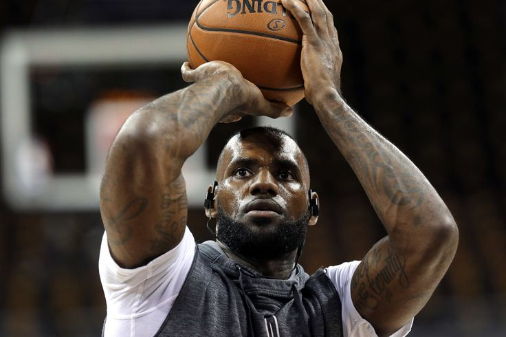 LeBron James changed his shot at age 32 and now he is better than ever