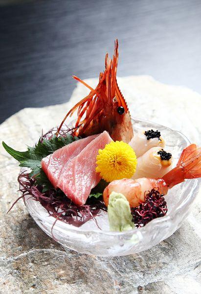 Sashimi (刺身)