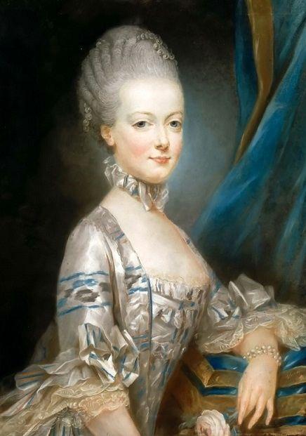 Joseph Ducret:  Marie Antoinette Habsburg-Lorraine.