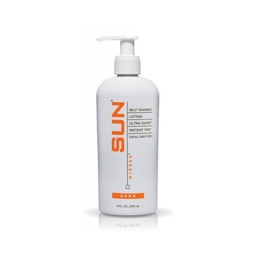 Save $23.50 on Sun Self Tanning Lotion Ultra Dark Instant Tint - Dark 8oz/236ml; only $13.10 + Free Shipping