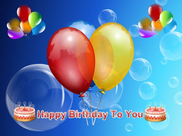 Collection Of Free Birthday Wish For Him From All Over The