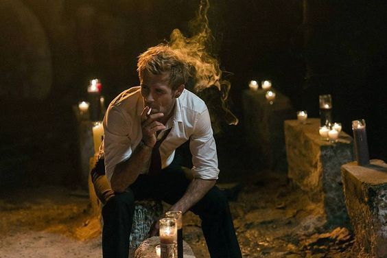 Constantine TV Show Production Halted at 13 Episodes: STOOOPID.
