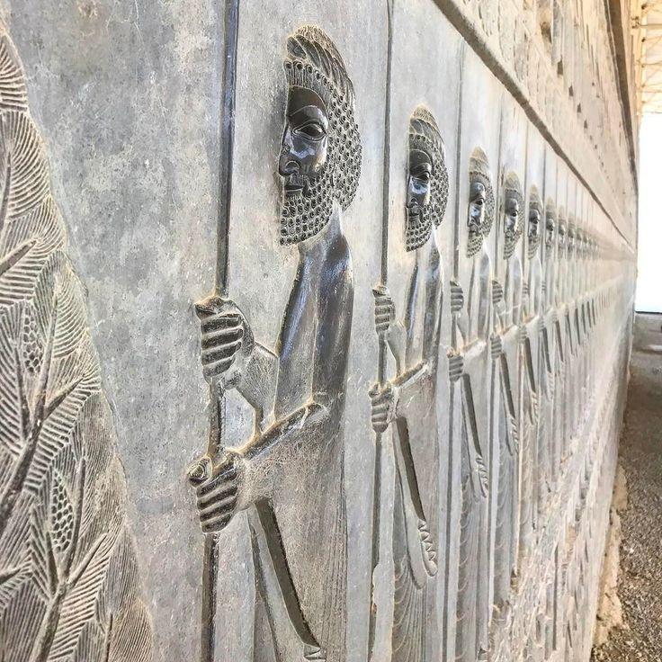 Persepolis inscriptions from 500 BCE !!!!!