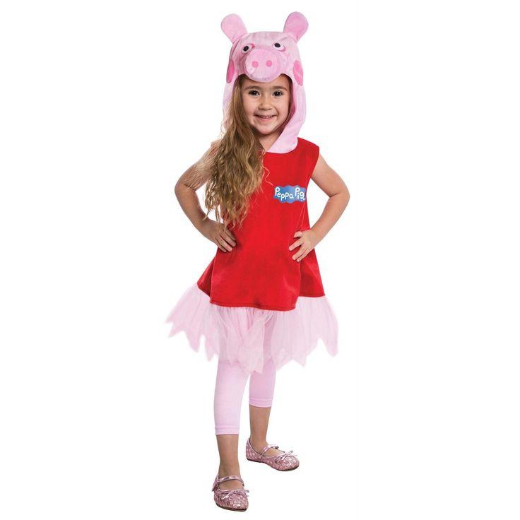 Peppa Pig Dress 3t-4t