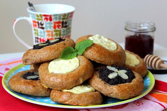 Kynuté celozrnné koláčky | Cooking with Šůša