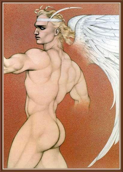 85 Best Homoerotic Illustrations Images On Pinterest  Gay -8274