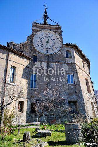 Rocca dei Borgia - Subiaco - Roma - Lazio - Italia