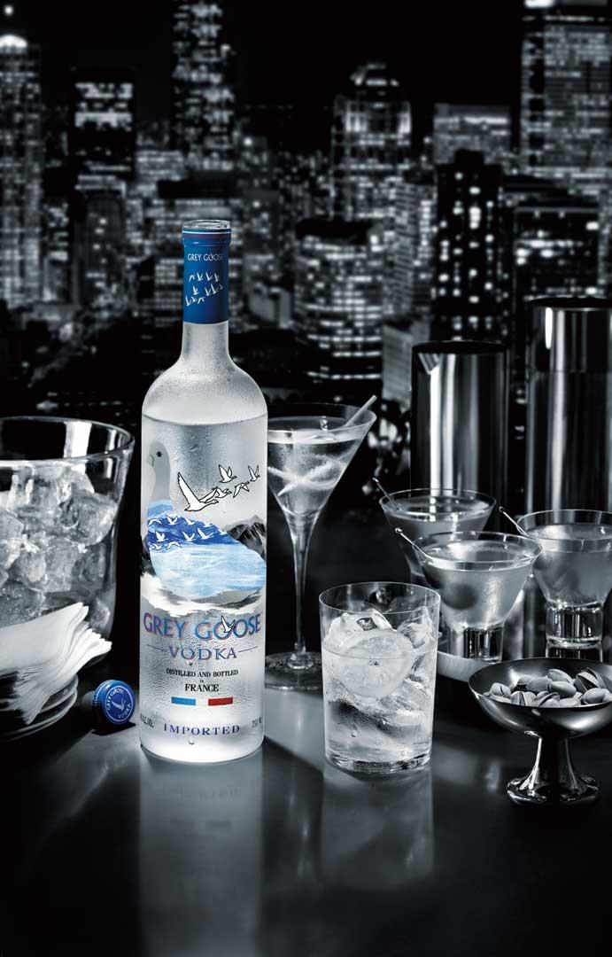 Blue Diamond Luxury Vodka