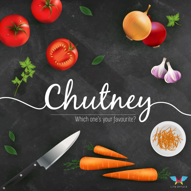 #Chutneys-  Spice up your taste buds #Ingredients which is used to make most liked chuney's in #india