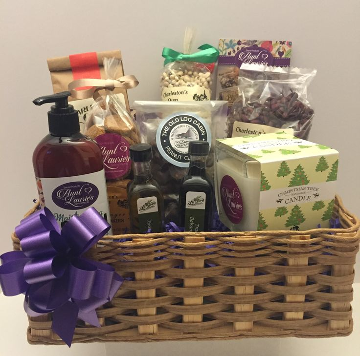 9 best holiday gift baskets images on pinterest christmas theme and custom gift baskets find out more about aunt lauries holiday baskets gift basket ideas lowcountry baskets birthday gifts or build your own negle Images