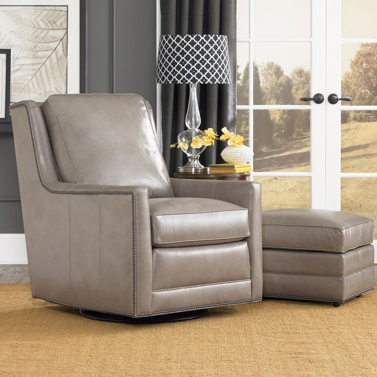 Swivel Chair/Recliner this color...